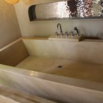 The grand bath tub ;)
