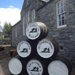 The Smugglers Inn Casks.