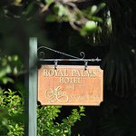 Foto de Royal Palms Hotel