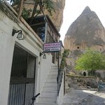 Foto de Yasin's Place Backpackers Cave Hotel