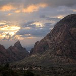 Chisos Mountain Lodge resmi