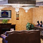 Foto de BEST WESTERN Sand Springs Inn & Suites