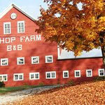 Great Red Barn