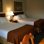 Holiday Inn Express Laurinburg resmi