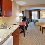 صورة فوتوغرافية لـ ‪Holiday Inn Express Lansing - Leavenworth‬