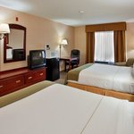 Foto di Holiday Inn Express Lansing - Leavenworth
