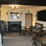 Cosy dinning area Screes Inn