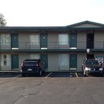 Currys Motel Saginaw Exterior