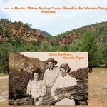 "1950's the film ""Bitter Springs"" was shot in Warren Gorge. Met Chips and Nonnie there."