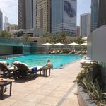 Foto de Jumeirah Emirates Towers Hotel
