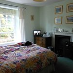 Room at Hillside house, Lynmouth