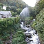 Hydropower at Lynmouth