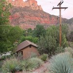 Red Rock Inn Bed and Breakfast Cottages Foto