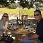 Private vineyard experience at Silverado