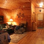 Foto de Kickapoo Valley Ranch Guest Cabins