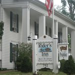 The Inn was a stop on the underground railroad and a retreat for