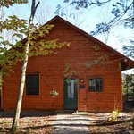 Robert Frost Mountain Cabins resmi
