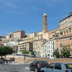 Ten minute walk into beautiful Tarazona