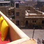 Pleasant Haveli - Roof Top Restaurant Foto