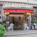 Photo de Hotel St. Gotthard