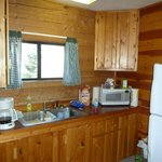 Cabin 30 - kitchen