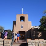 Oldest Church in Santa Fe
