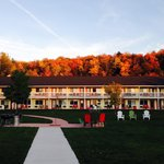 Beach Inn Motel on Munising Bay Foto