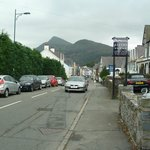 High Street Llanberis