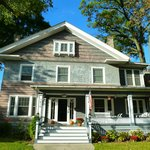 Hawthorne Park Bed and Breakfast resmi