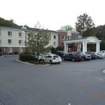 Φωτογραφία: Holiday Inn Express Cherokee/Casino