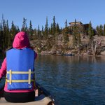 Blachford Lake Lodge resmi