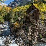 Crystal Mill, not quite peak Color