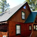 A License to Chill cabin in Sherwood Forest