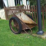 Historical wheelbarrow