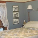 Φωτογραφία: Carole's Bed & Breakfast Inn