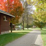 Fall at the Red Cedar State Trail in Menomonie
