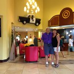 Photo de Holiday Inn Express Hotel & Suites Universal Studios Orlando
