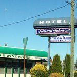 Howard Johnson Nanaimo Harbourside resmi