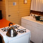 Kitchen: Cabin 4