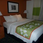 Fairfield Inn & Suites Brunswick Freeport, Room 315