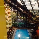 Photo de DoubleTree by Hilton Hotel Newark Airport