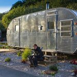 The retro caravans