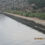 tungabhadra reservior close to gowri resort