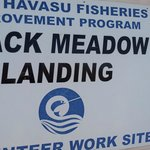 Black Meadow Landing resmi