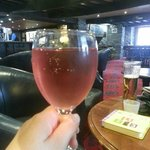Kings Head Inn White Zinfandel ! Lovely!