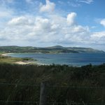 The view of Glengad Head from Culdaff.