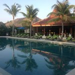 Sudamala, Sanur, pool area