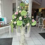 wedding flowers by belle fleur worcester