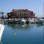 Puerto Sotogrande Spain the maritimo hotel