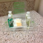 Wasteful Disposable Toiletries - Bulk Dispensers Like in Scandinavia Would be Better
